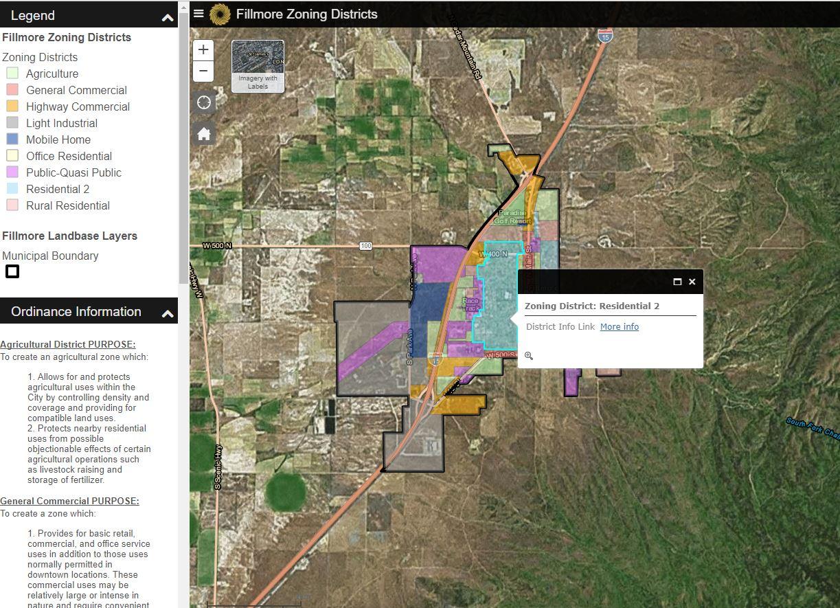 Sunrise Engineering GIS Services Land Use Management