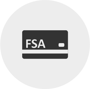 Flexible Spending Account (FSA) and Dependent Care Account (DCA) icon
