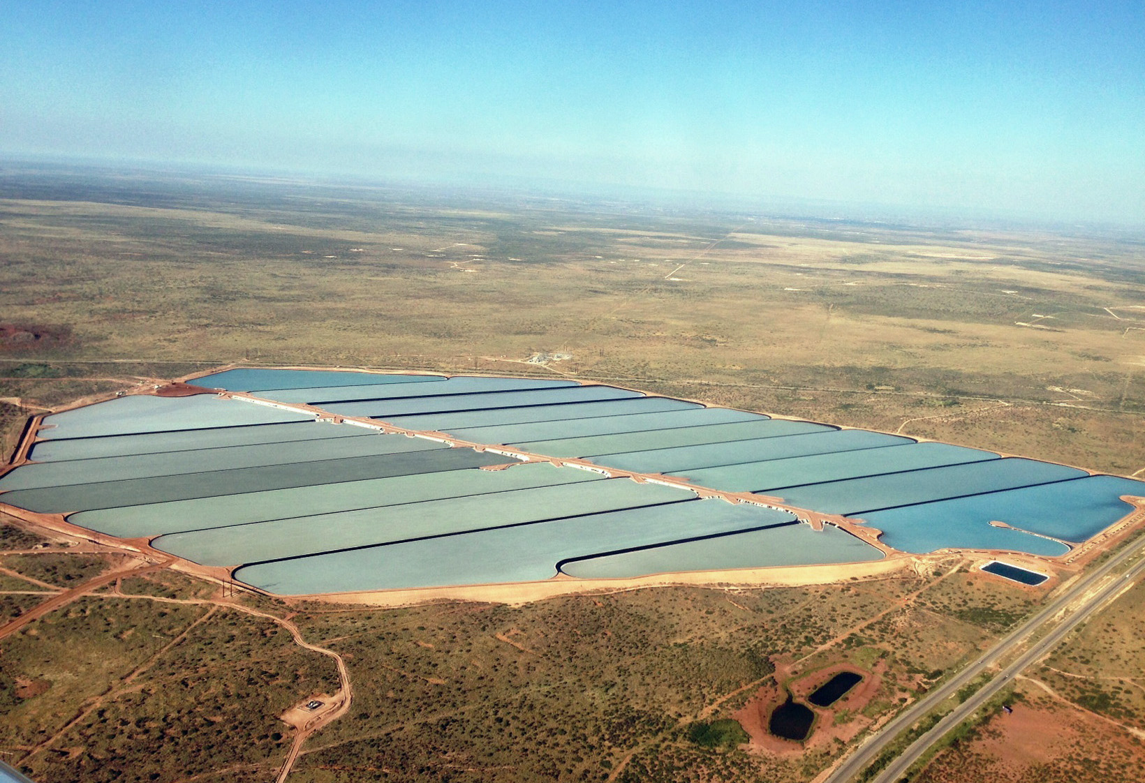Intrepid Potash Solar